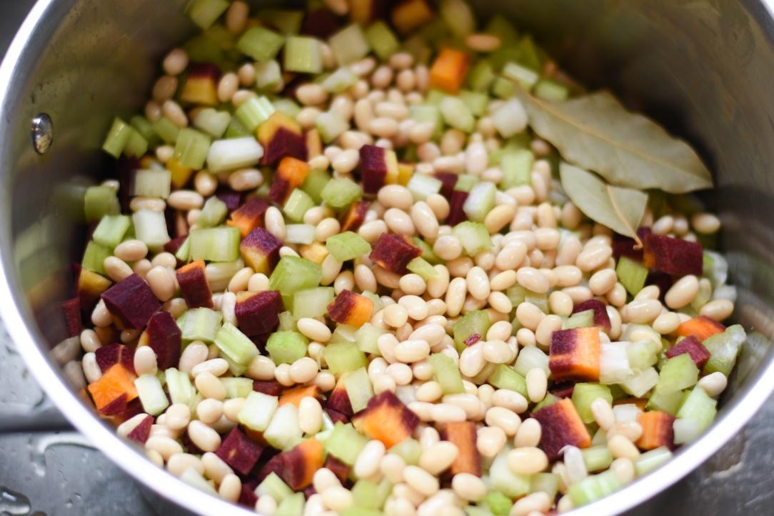 Dried beans covid